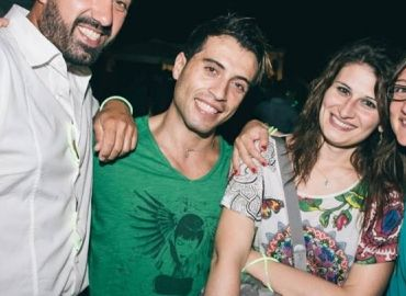 8 agosto 2015 // The absolute green party