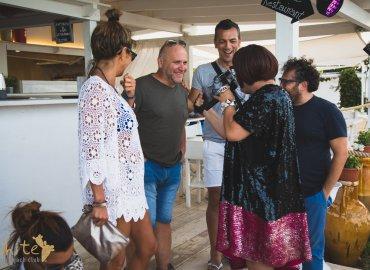 Sabato 23 Giugno - Aperitivo con Raven & About Saturday @ White Ostuni Beach Club