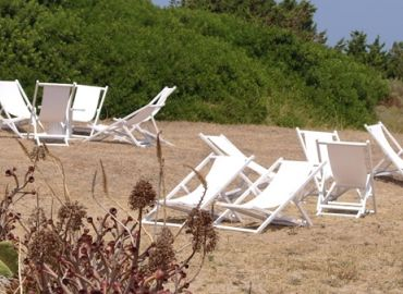 White Ostuni Beach Club
