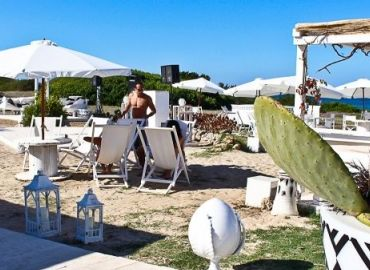 Il White Ostuni Beach Club