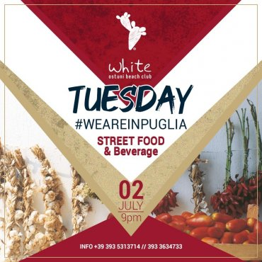 Tuesday #weareinpuglia