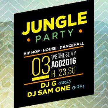 Jungle Party // Hip Hop, House, Dancehall