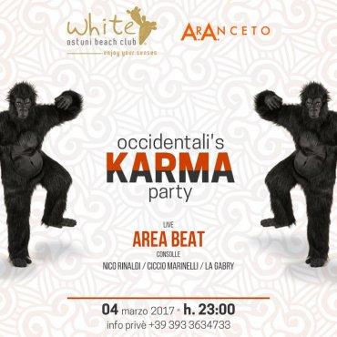 Occidantali's Karma
