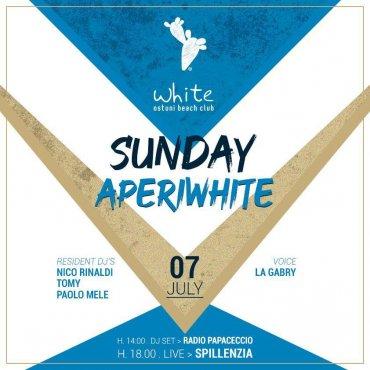 Sunday Aperiwhite