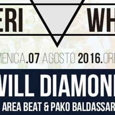 Aperi-white con Will Diamond feat Area Beat & Pako Baldassarre