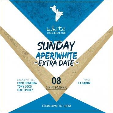 Sunday Aperiwhite Extra Date