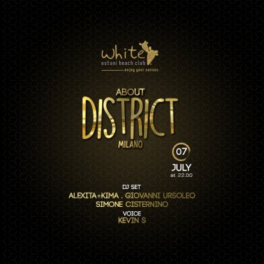 About district Milano 7 Luglio