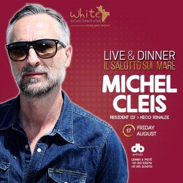 Michel Clais 17 Agosto Live & Dinner