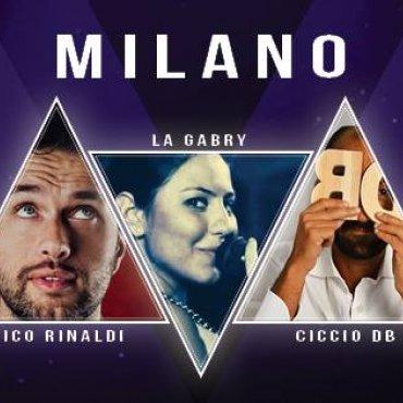 White on Tour 2016 Milan