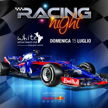 Racing Night by Red Bull 15 Luglio