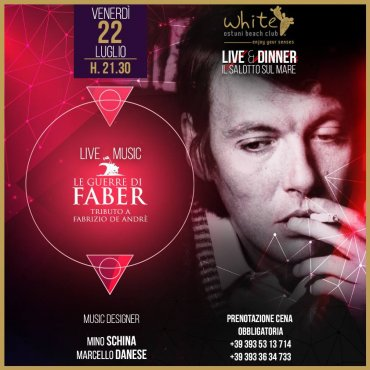 Live and Dinner with Guerre di Faber
