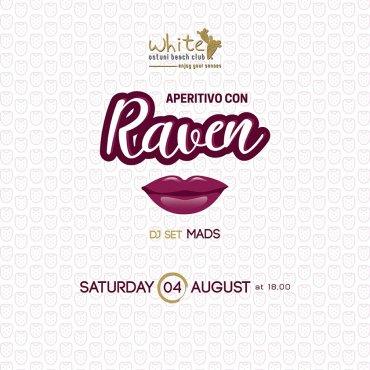Aperitivo con Raven 4 Agosto 2018