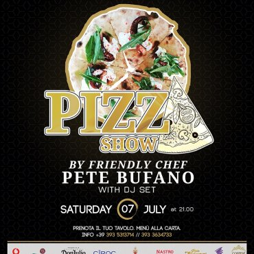 Pizz Show by Pete Bufano