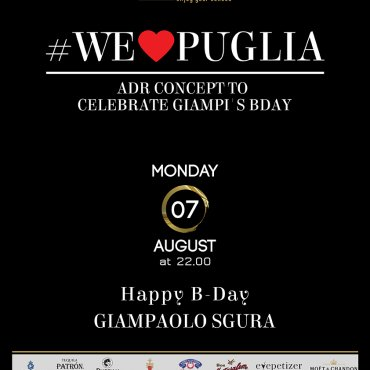 #welovepuglia