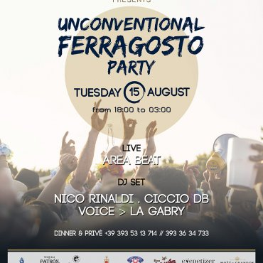 Unconventional Ferragosto Party