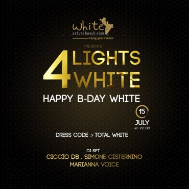 LIGHTS 4 WHITE