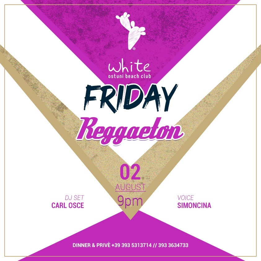 Friday Reggaeton