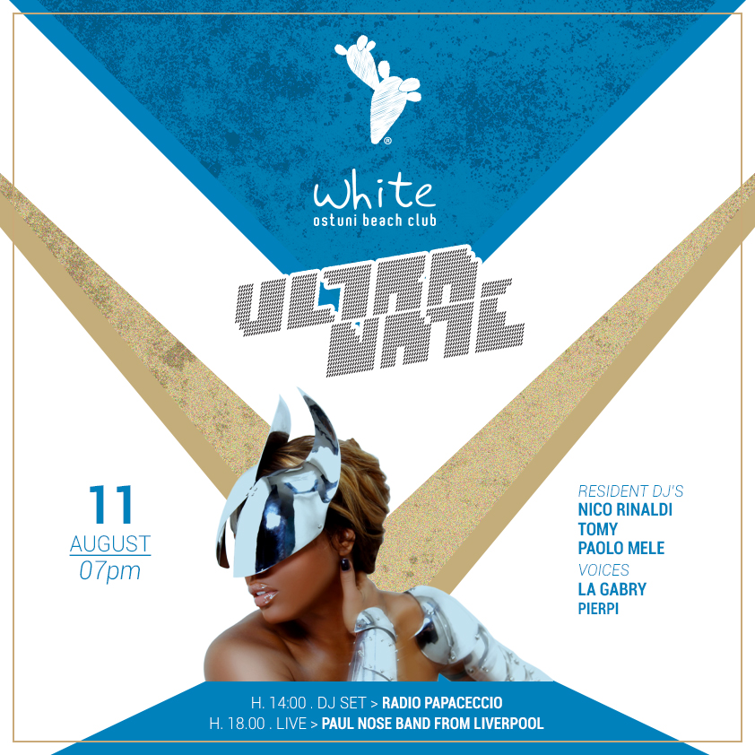 Sunday Aperiwhite with Ultra Natè