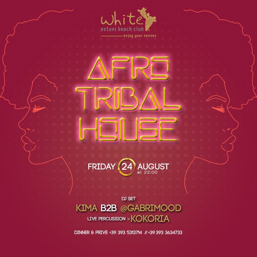 Afro Tribal House