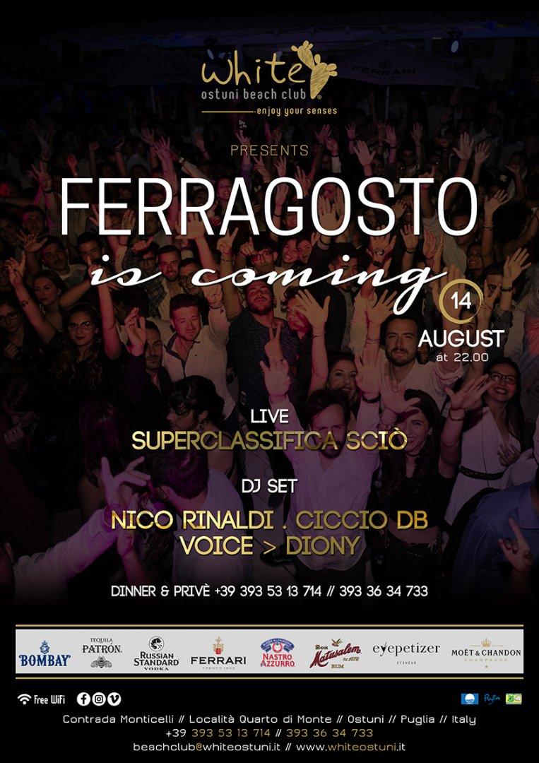 Ferragosto is coming