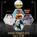 Milano, il Gattopardo Cafè, 19 marzo 2015