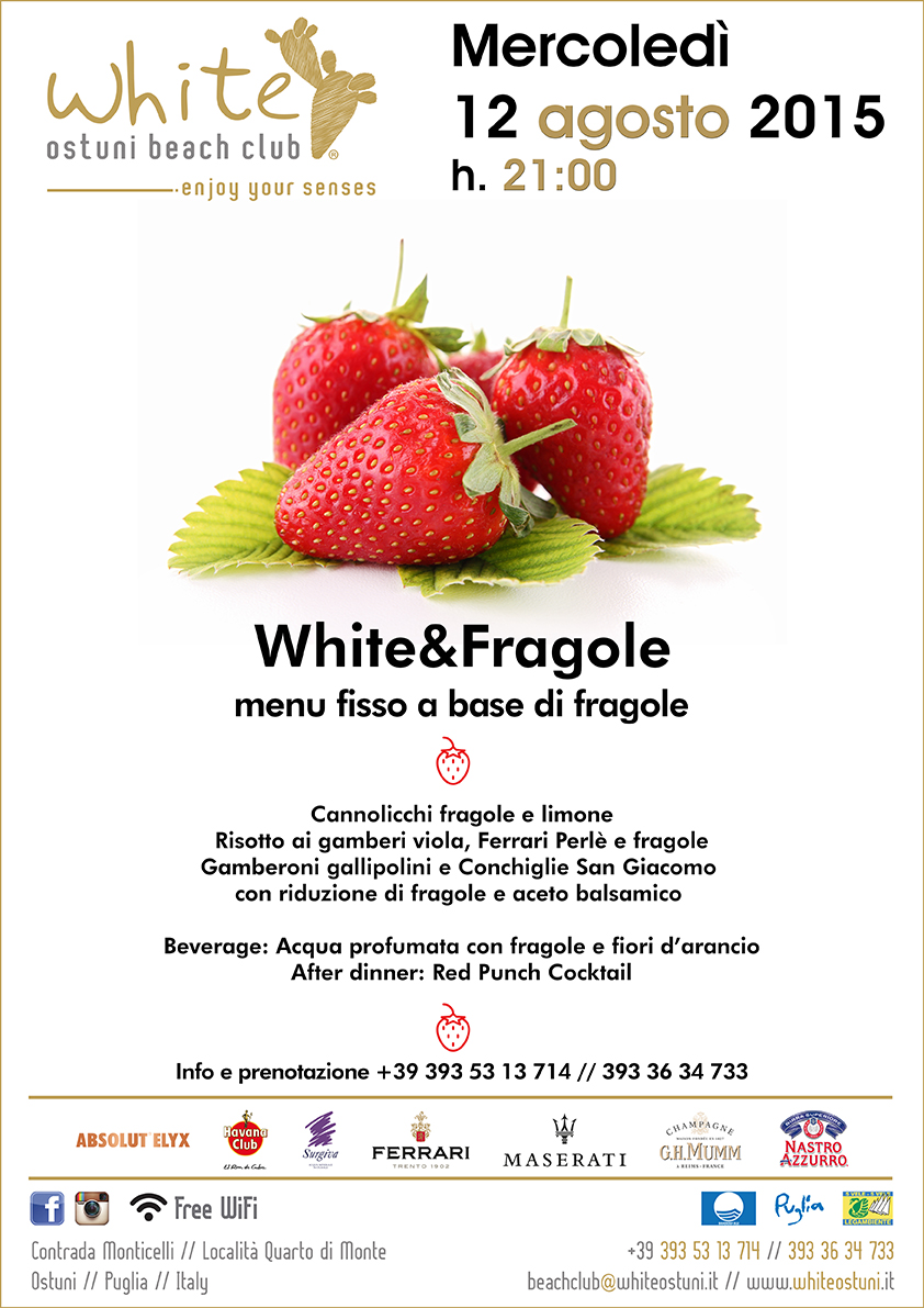 white-fragole